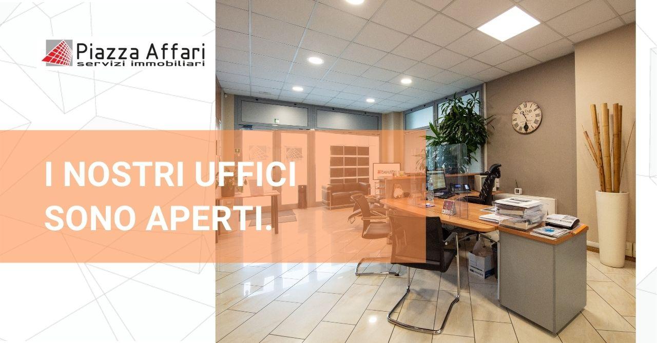 zona arancione uffici aperti